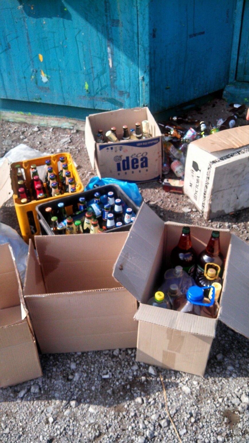 В Каменском продолжают бороться с нелегальной продажей спиртного, фото-2
