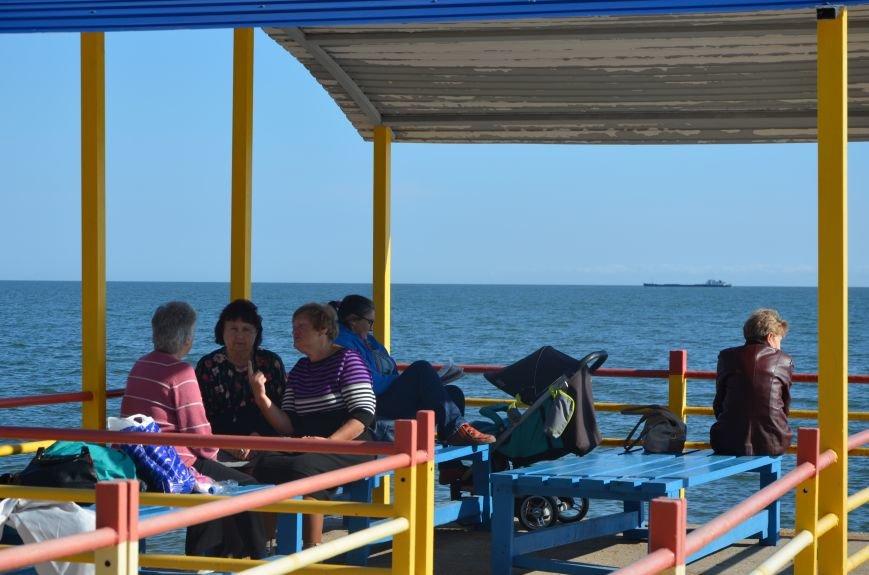 В Мариуполь вернулось лето (ФОТОРЕПОРТАЖ+ВИДЕО), фото-10