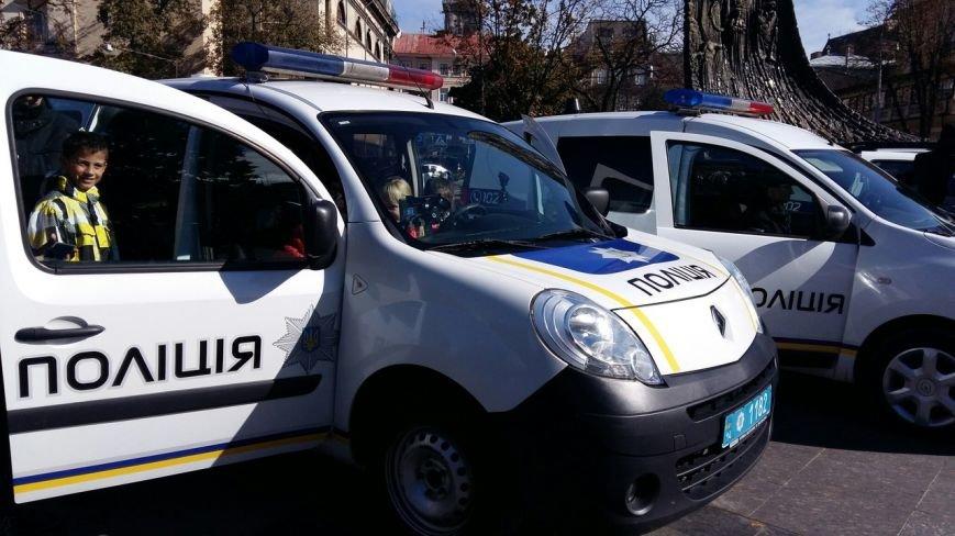 Поліцейські Львівщини отримали у подарунок нове обладнання від місії ЄС (ФОТО), фото-2