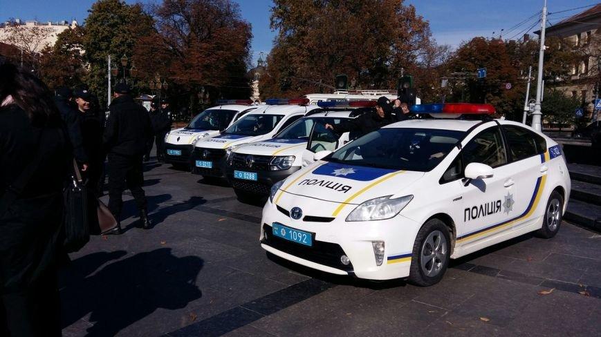 Поліцейські Львівщини отримали у подарунок нове обладнання від місії ЄС (ФОТО), фото-1