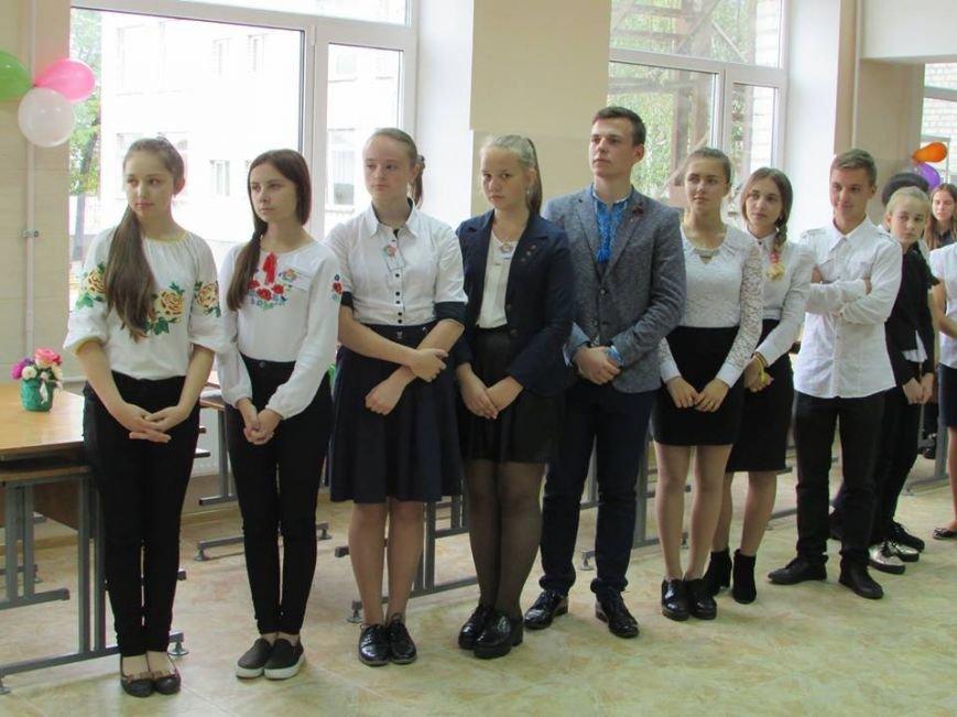 Відбулося урочисте відкриття шкільної їдальні в Новоград-Волинській спеціалізованій школі І-ІІІ ступенів №4, фото-6