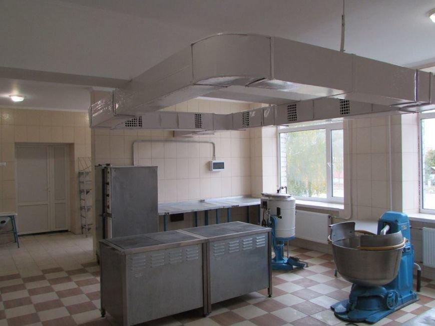 Відбулося урочисте відкриття шкільної їдальні в Новоград-Волинській спеціалізованій школі І-ІІІ ступенів №4, фото-8