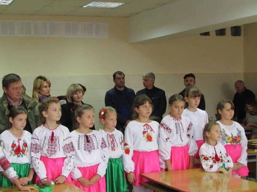 Відбулося урочисте відкриття шкільної їдальні в Новоград-Волинській спеціалізованій школі І-ІІІ ступенів №4, фото-5