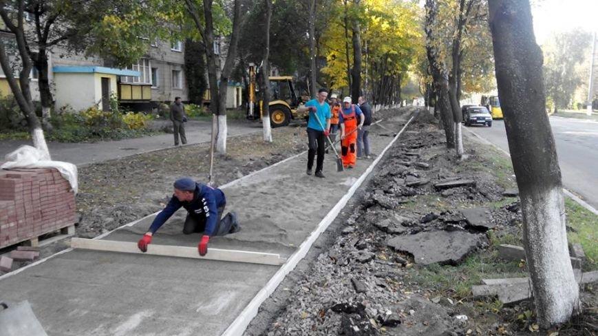 Благоустрій Конотопських вулиць триває (ВІДЕО та ФОТО), фото-1