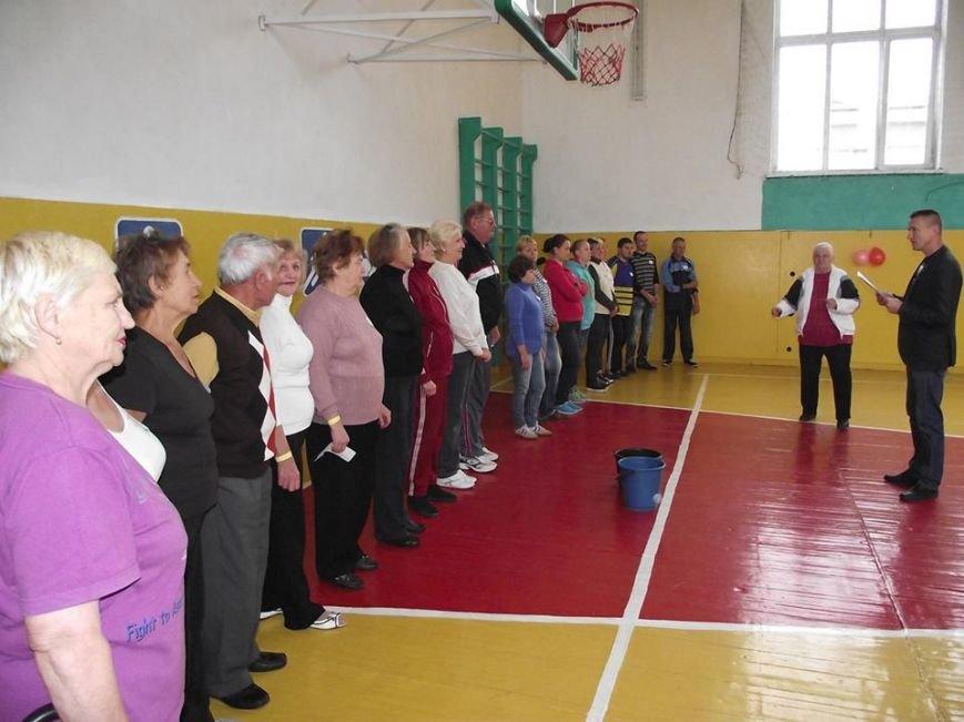 У Новограді-Волинському відбулися спортивні змагання серед людей похилого віку, фото-1