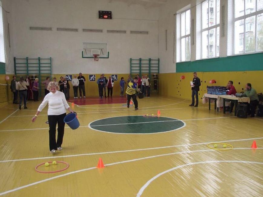 У Новограді-Волинському відбулися спортивні змагання серед людей похилого віку, фото-2
