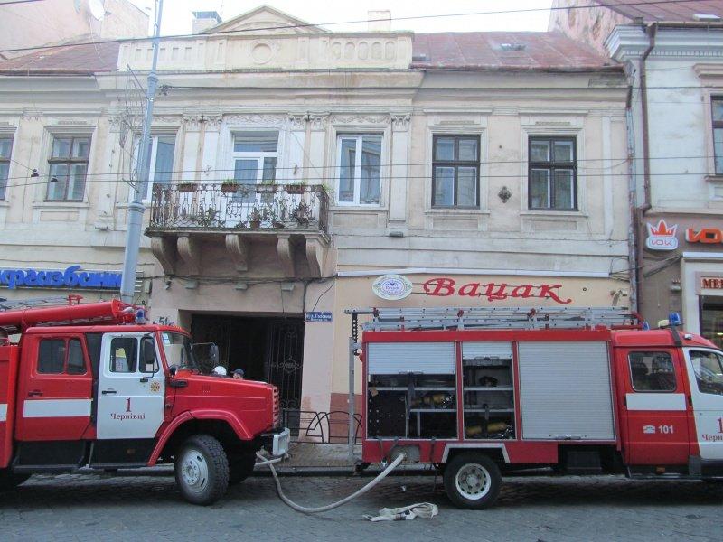 У обласному центрі виникла пожежа – перекрили рух транспорту (ФОТО), фото-2