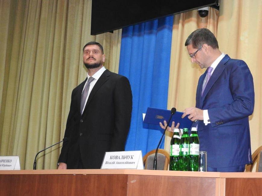 Савченко официально стал губернатором Николаевской области (ФОТО,ВИДЕО), фото-1