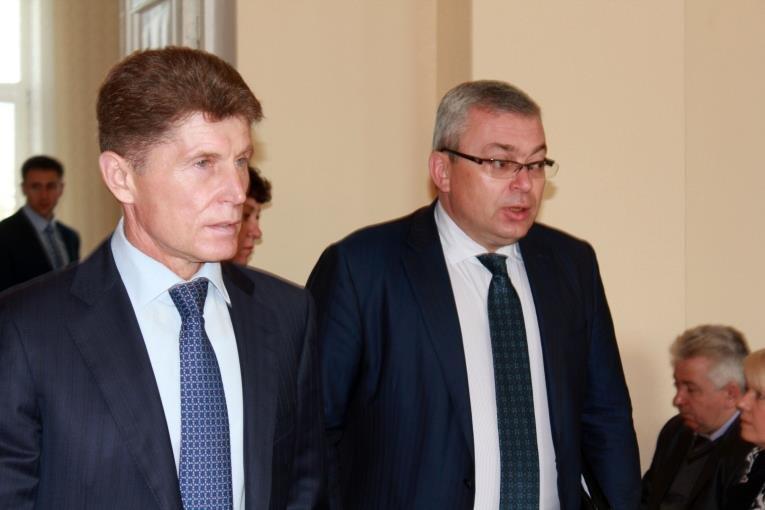 Встреча профсоюзного актива с сахалинским губернатором прошла при полном аншлаге, фото-1