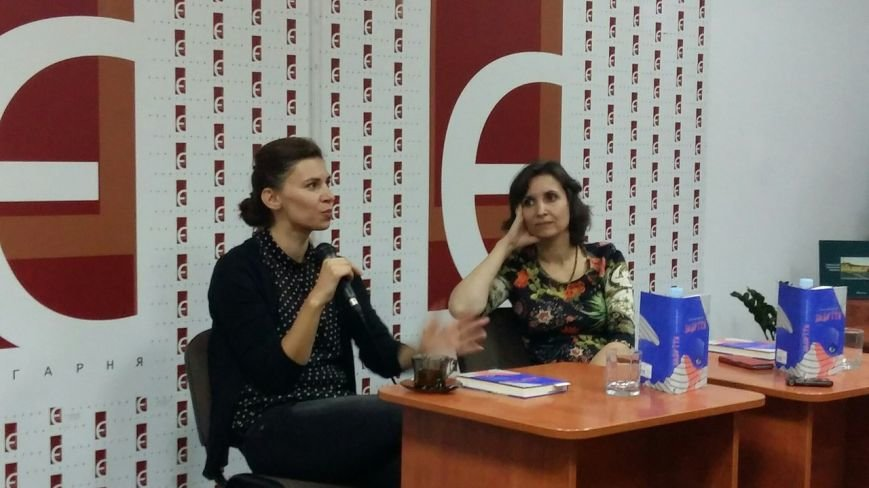 У Львові відбулася презентація нової книжки української письменниці та журналістки Тані Малярчук (ФОТО), фото-5