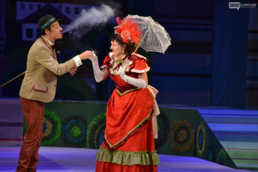 В Каменском открылся новый театральный сезон, фото-6