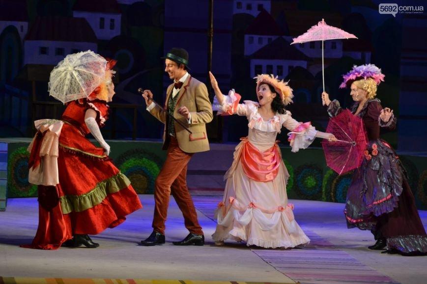 В Каменском открылся новый театральный сезон, фото-5