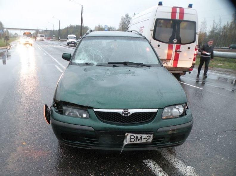 ВНовополоцке жертвами «лихача» стали сразу 3 пешехода