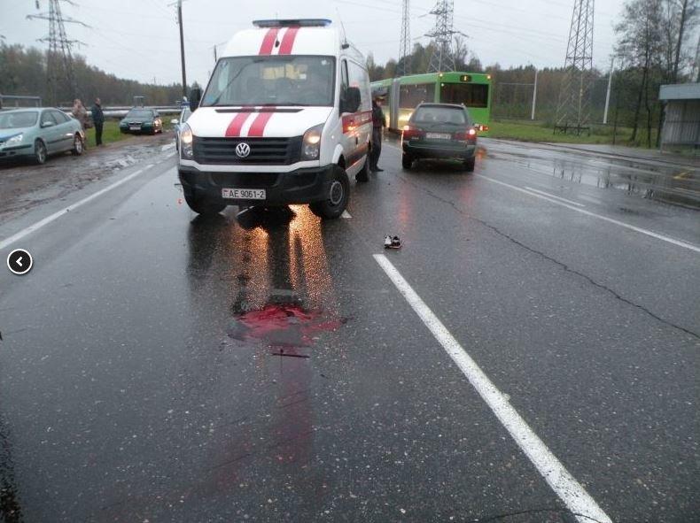 ВНовополоцке жертвами «лихача» стали сразу 3 пешехода: один умер