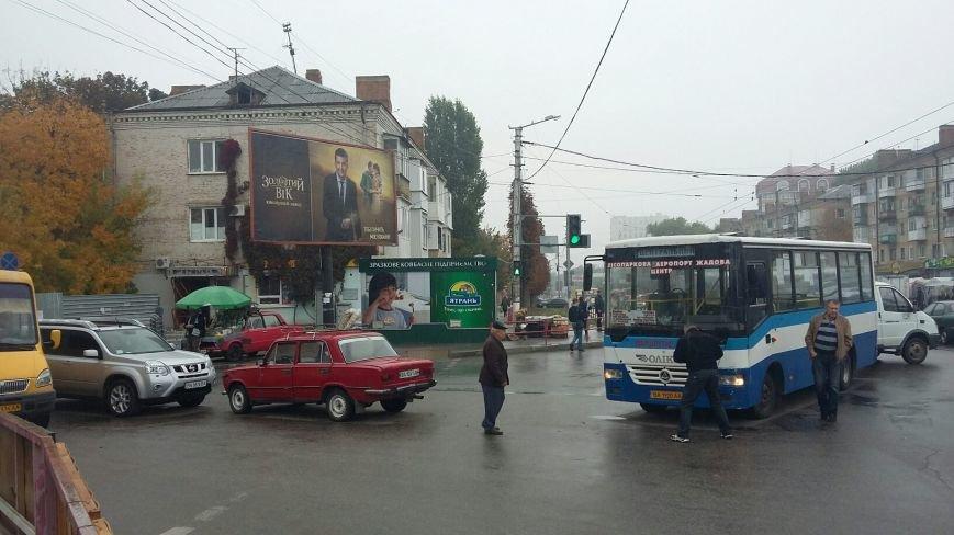 ДТП в Кропивницком: легковой автомобиль врезался в автобус (ФОТО), фото-3