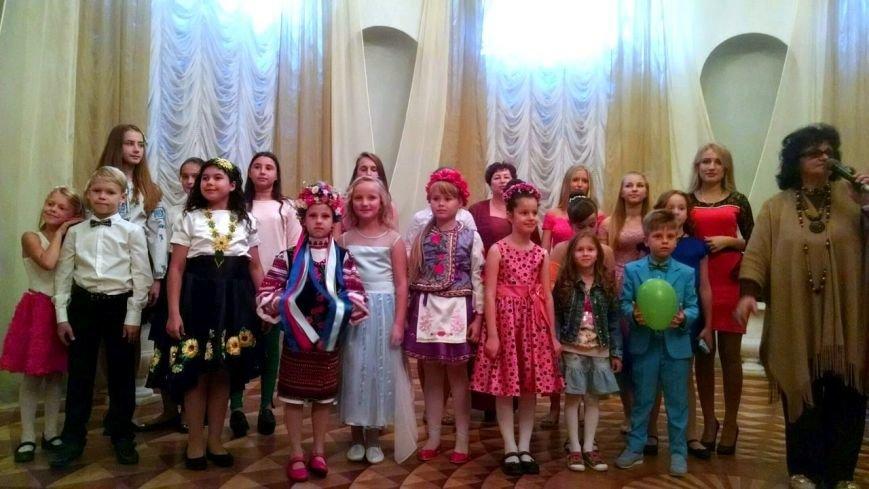 Маленькая звёздочка из Черноморска покорила одесских зрителей (видео), фото-1