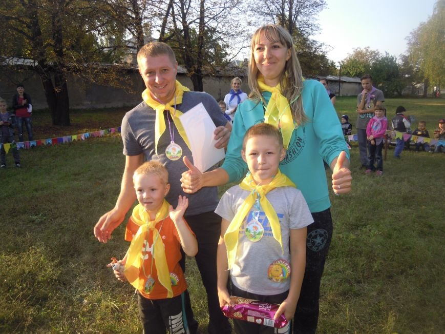 «Мама, папа, я – спортивная семья»: в Покровске (Красноармейске) прошло увлекательное мероприятие, фото-5