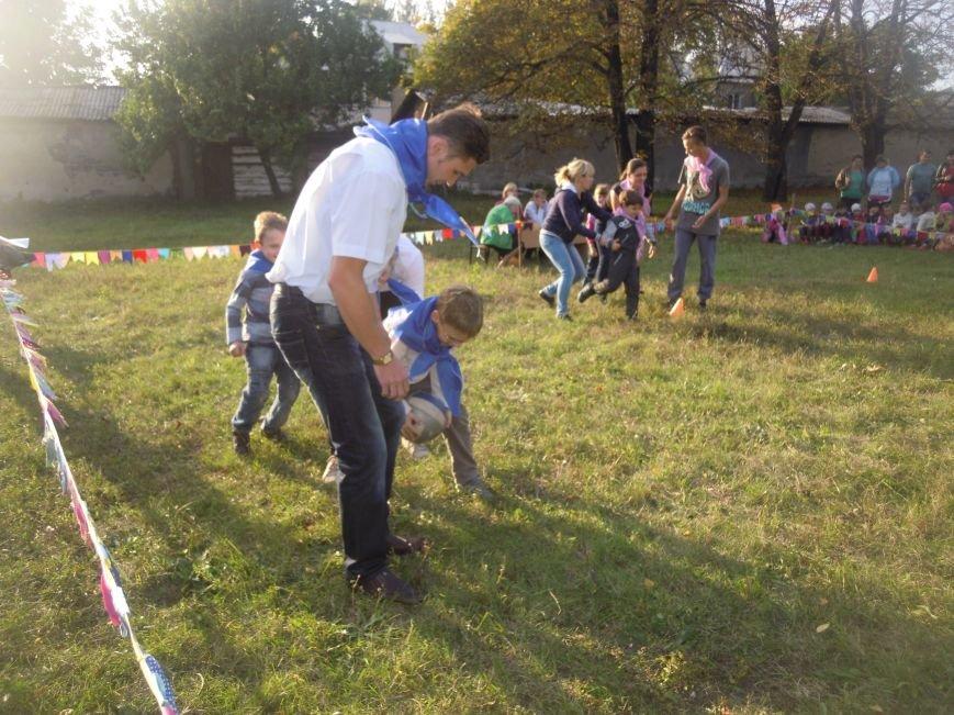 «Мама, папа, я – спортивная семья»: в Покровске (Красноармейске) прошло увлекательное мероприятие, фото-1
