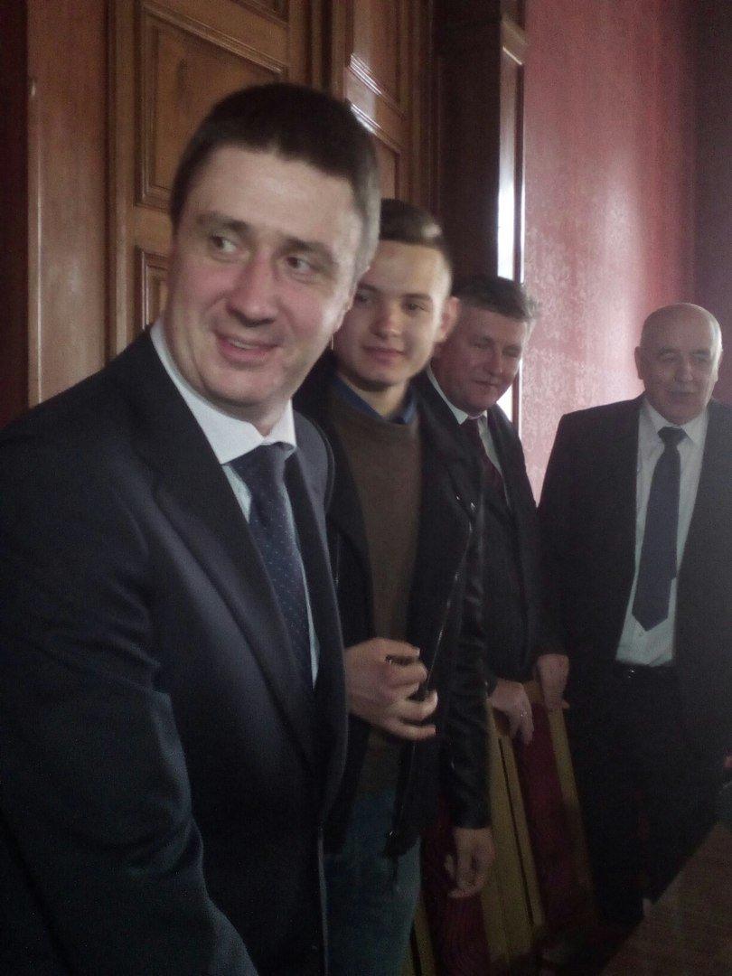 Зараз тільки ідіот може думати про корупційні дії,- В'ячеслав Кириленко прибув до Чернівців, фото-3