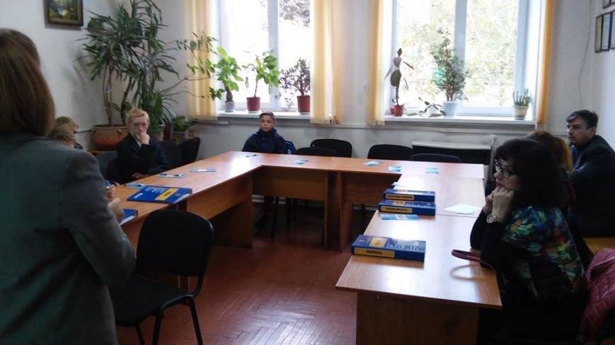 Новоград-Волинський міський центр зайнятості провів День відкритих дверей, фото-2