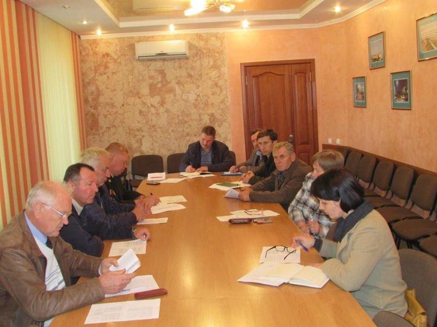 У Новограді-Волинському відбулось засідання міської комісії техногенно-екологічної безпеки та надзвичайних ситуацій, фото-1