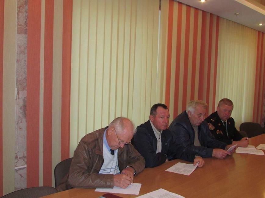 У Новограді-Волинському відбулось засідання міської комісії техногенно-екологічної безпеки та надзвичайних ситуацій, фото-2