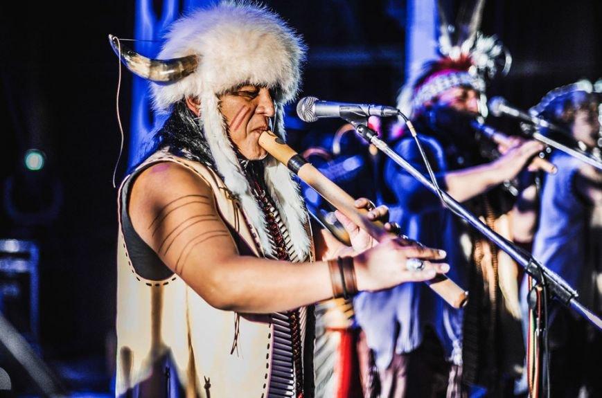 Легендарне шоу із Перу El Dorado «Gold Inka Empire» у Львові, фото-3