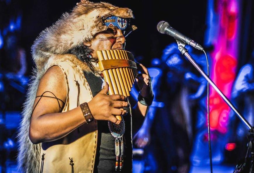 Легендарне шоу із Перу El Dorado «Gold Inka Empire» у Львові, фото-2