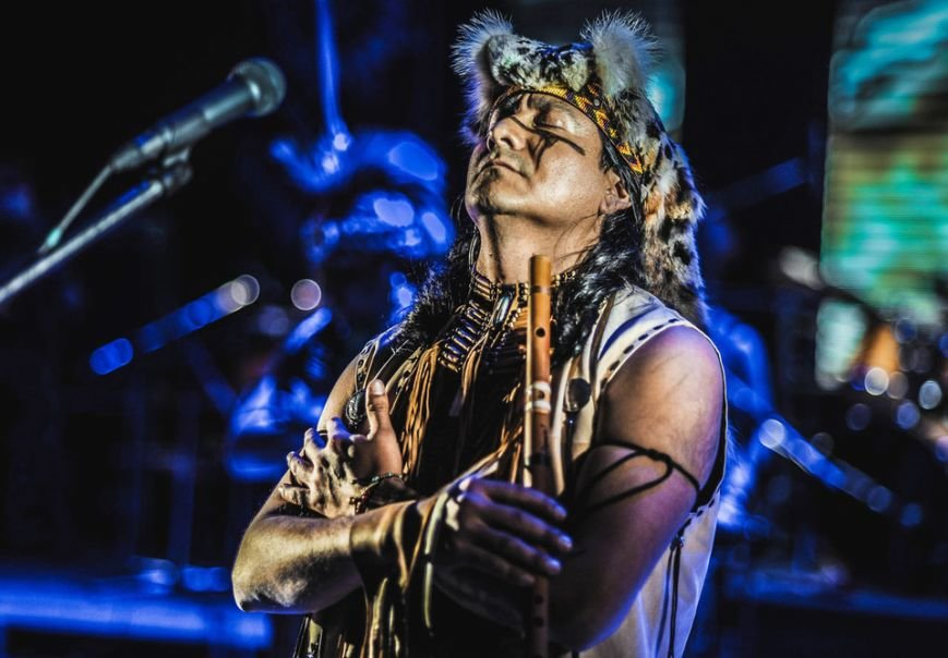 Легендарне шоу із Перу El Dorado «Gold Inka Empire» у Львові, фото-1