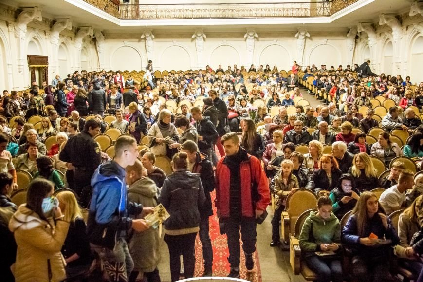 На Днепропетровщине стартовал первый в Украине фестиваль патриотического театра «Миротворцы» (ФОТО), фото-8