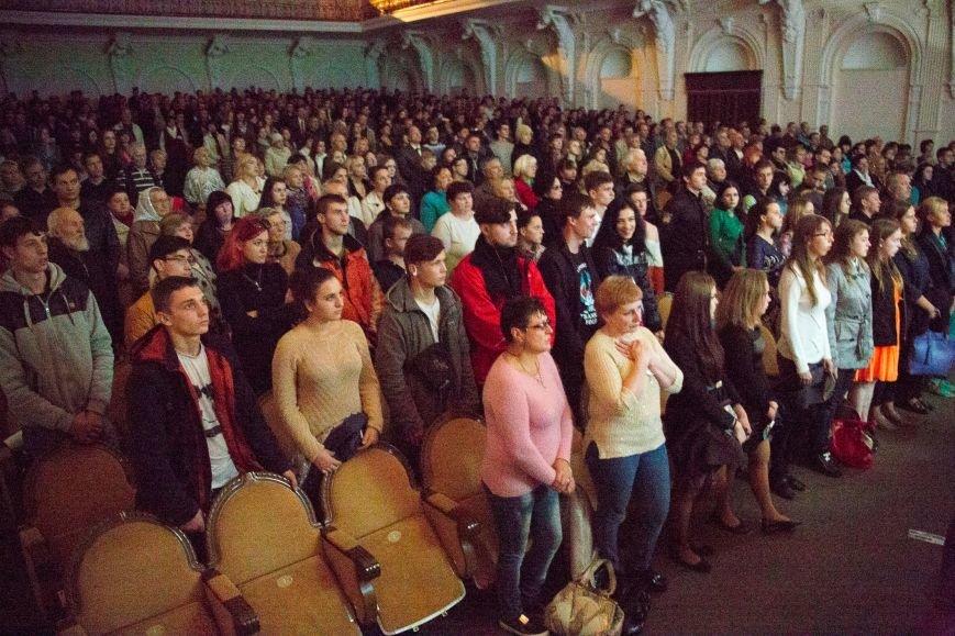 На Днепропетровщине стартовал первый в Украине фестиваль патриотического театра «Миротворцы» (ФОТО), фото-3