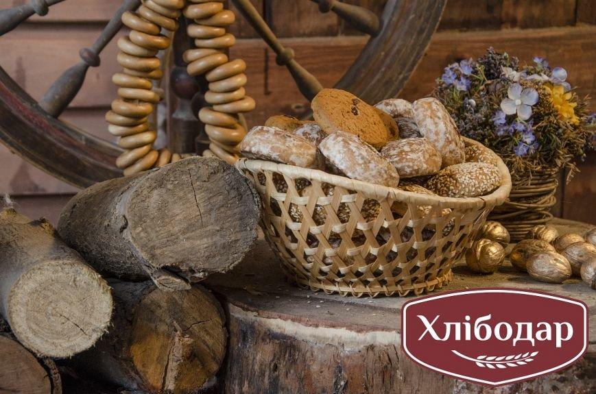 «Хлібодар» — это не только свежий хлеб, но и вкусные сладости, фото-1