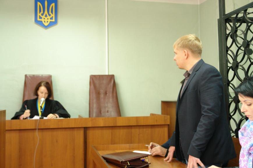 В Покровске (Красноармейске) продолжился суд по делу Родинского городского головы, фото-1