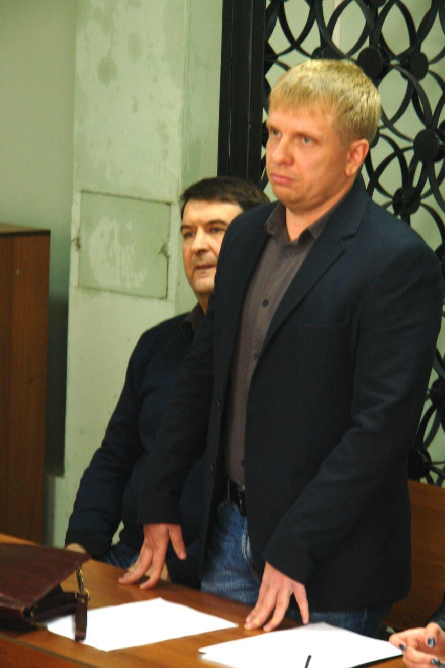 В Покровске (Красноармейске) продолжился суд по делу Родинского городского головы, фото-5