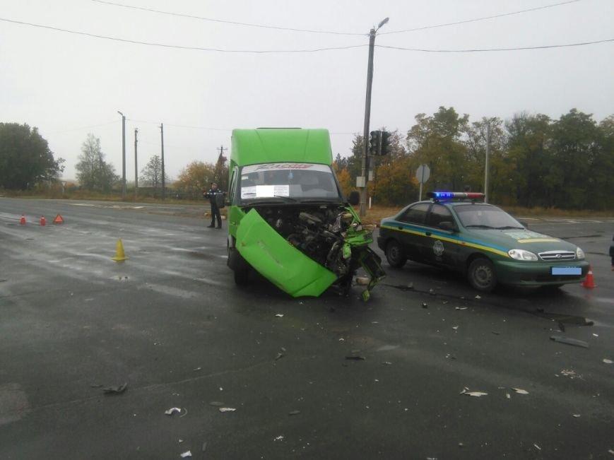 На Кировоградщине в серьезное ДТП попала маршрутка (ФОТО), фото-2