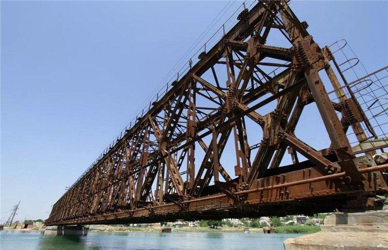 Геническому железному мосту - 100 лет!, фото-2