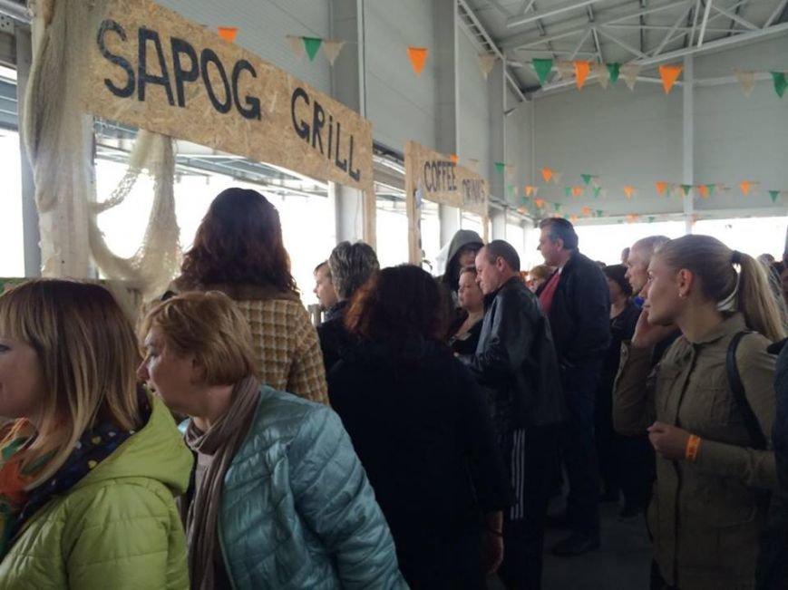"""В Мариуполе  на рынке """"Азовский"""" стартовал фестиваль """"Street food""""(ФОТО, ВИДЕО), фото-2"""