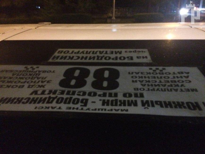 В Запорожье на дамбе перевернулась маршрутка с пассажирами, - ФОТО, фото-3