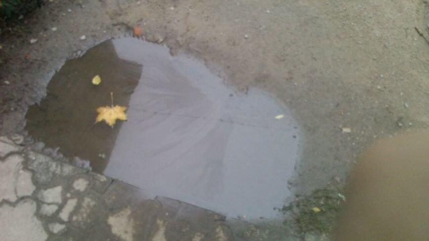 Последствия дождя в Днепре (ФОТО), фото-8