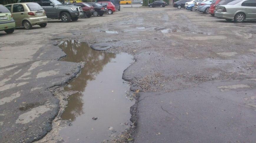 Последствия дождя в Днепре (ФОТО), фото-3