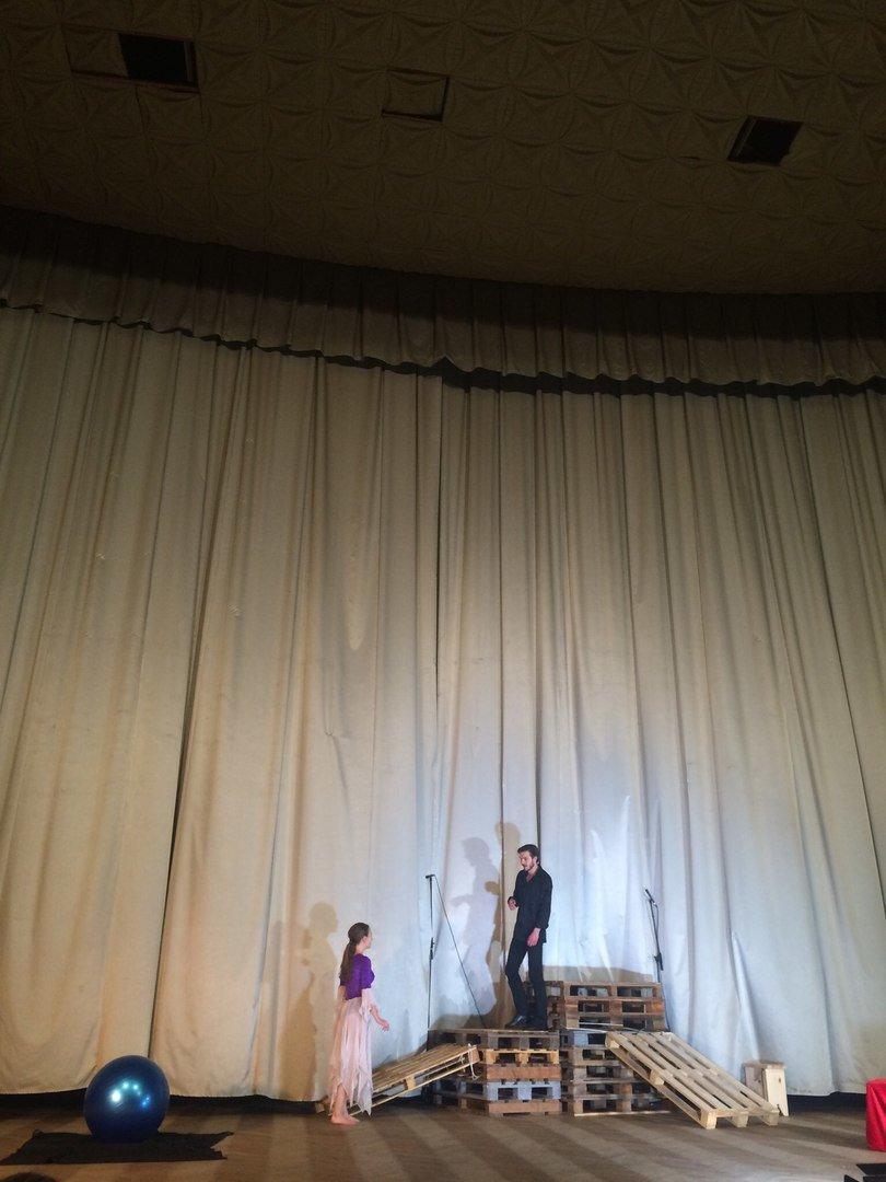 На Сихові з'явився перший театр: фоторепортаж, фото-6