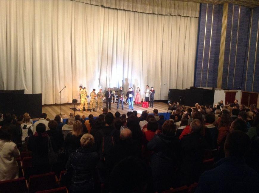 На Сихові з'явився перший театр: фоторепортаж, фото-12