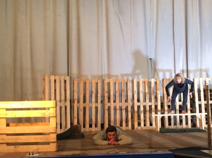 На Сихові з'явився перший театр: фоторепортаж, фото-2