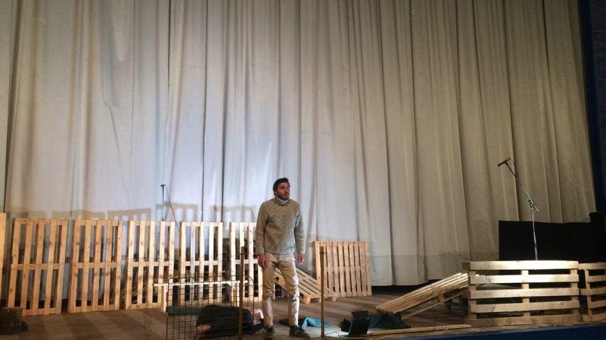 На Сихові з'явився перший театр: фоторепортаж, фото-3