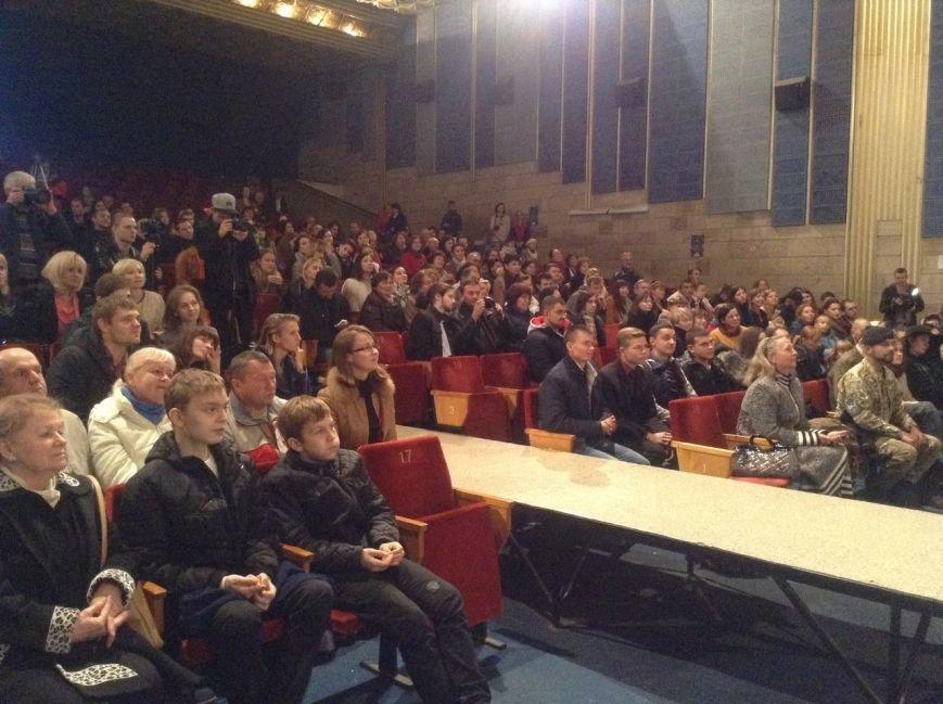 На Сихові з'явився перший театр: фоторепортаж, фото-7
