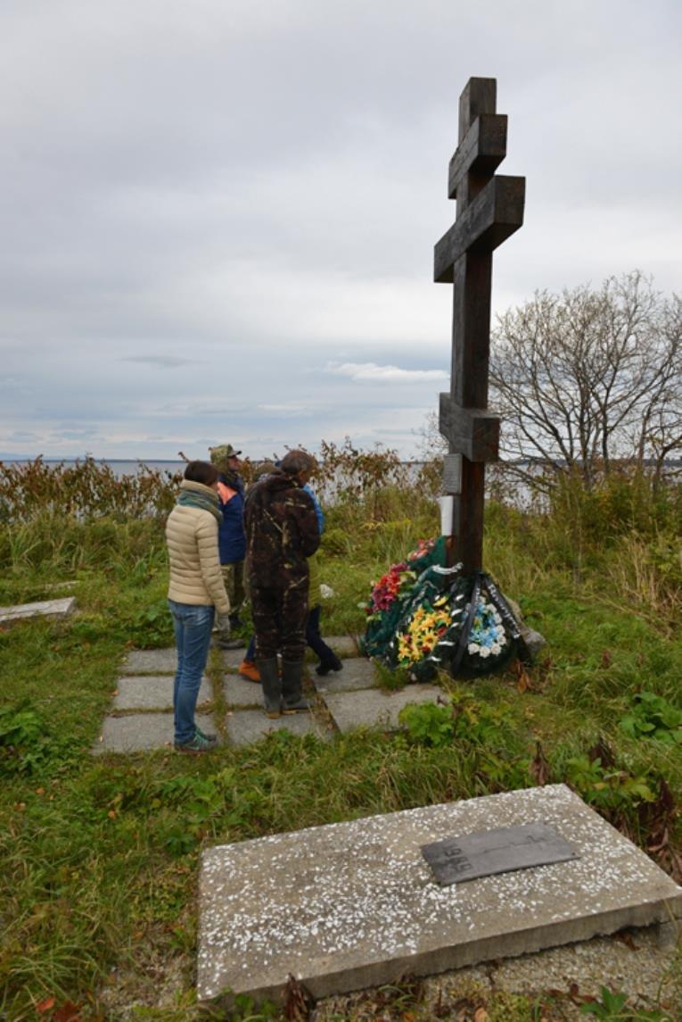 Экскурсия на базу партизан состоялась в Южно-Сахалинске, фото-3