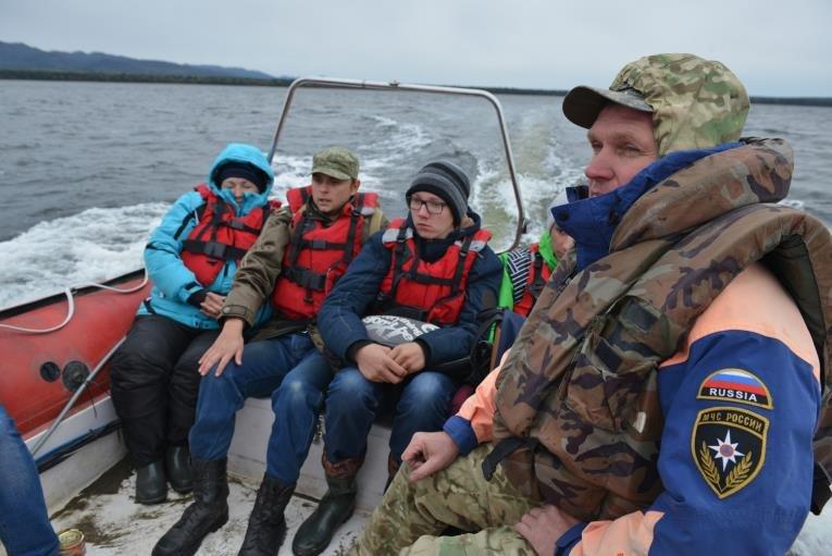 Экскурсия на базу партизан состоялась в Южно-Сахалинске, фото-2