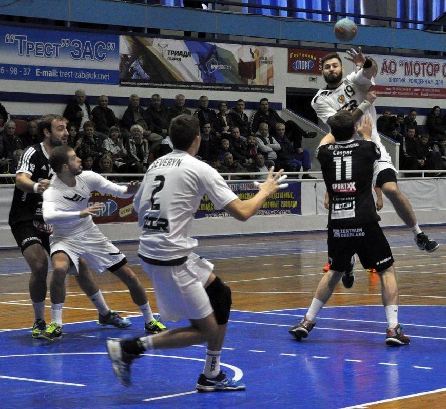 «ZTR» продолжает борьбу за Кубок ЕГФ, фото-1