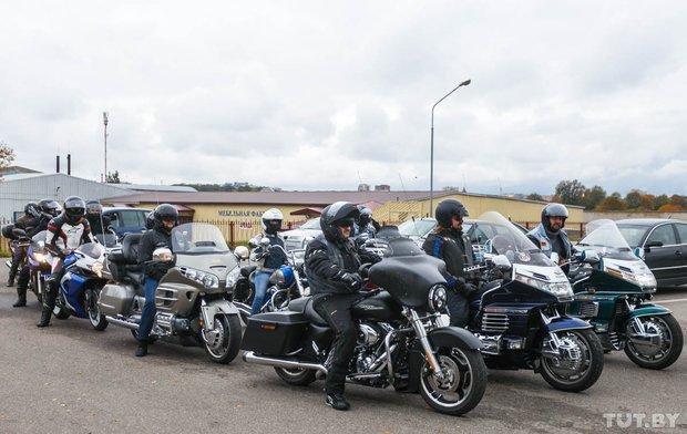 Гродненские байкеры официально закрыли мотосезон-2016, фото-2