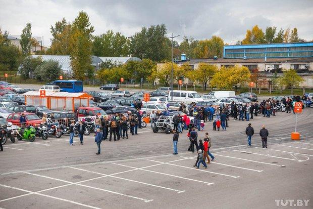 Гродненские байкеры официально закрыли мотосезон-2016, фото-14